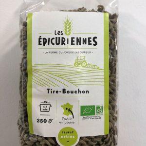 TIRE-BOUCHON ORTIES BIO 250GR